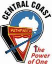 Central Coast Pathfinders Logo